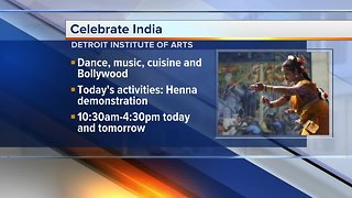 Detroit Institute of Arts celebrating Indian culture this weekend