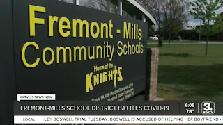Fremont-Mills School District temporarily moves to remote learning amid outbreak