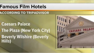 Caesars Palace named top movie destination - Video