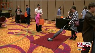 Students with disabilities explore skills at job fair - Video