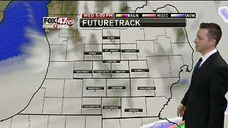 Dustin's Forecast 1-30 - Video