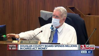 Douglas County Board spends millions in Cares Act money