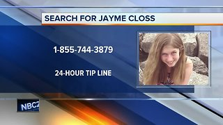 The Search for Jayme Closs - Video