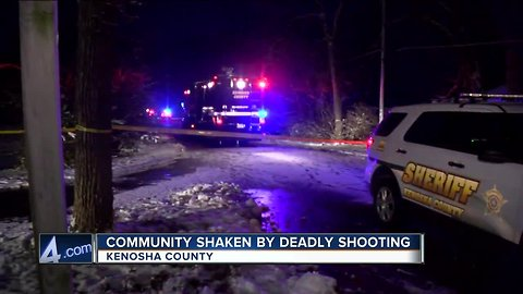 Community shaken by deadly shooting
