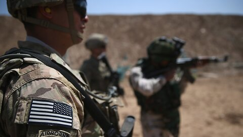 US Approves Plan To Send 'About 1,500' Troops To Middle East