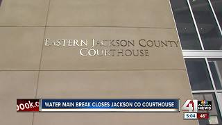 Eastern Jackson Co. Courthouse to reopen Friday - Video