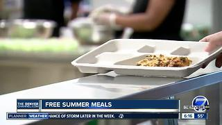 Where to find summer lunch programs