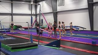 Las Vegas gymnastics center expands to second building