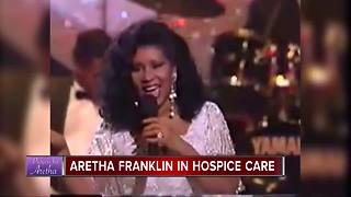 Beyoncé honors ailing Aretha Franklin at Detroit - Video