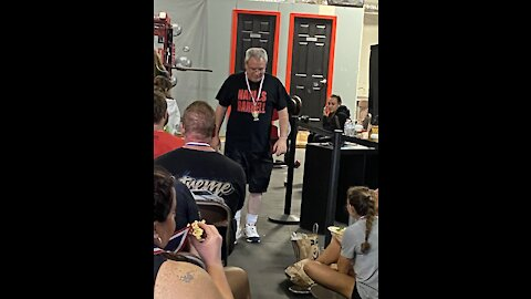 Weightlifting Competition - 20210220, Bench