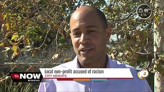 San Diego non-profit accused of racism - Video