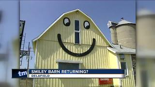 Smiley Barn may return to Delafield - Video