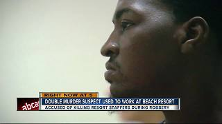 Longboat Key homicide suspect worked at resort - Video