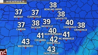 Lelan's Morning Forecast: Thursday, December 8, 2016