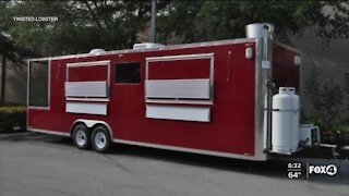 Food trailer stolen from Twisted Lobster restaurant in Cape Coral