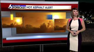 Scorching early-summer heat settles in for the extended period - Video