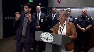 El Paso County government, health officials provide an update on Colorado's 5th coronavirus case