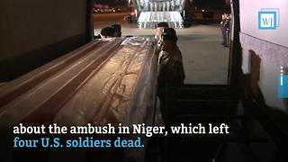 New information emerges on deadly Niger ambush - Video