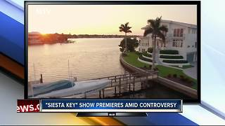 'Siesta Key' show premiers amid controversy - Video