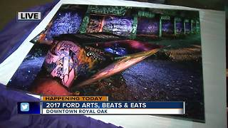 Arts, Beats & Eats 2017 - Video