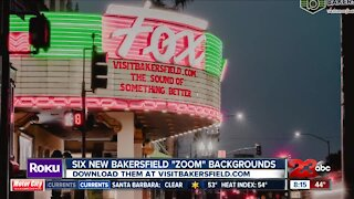 """Six new Bakersfield """"Zoom"""" backgrounds"""
