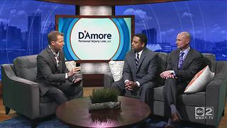 D'Amore Law - April 5 - Video