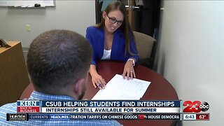 Kern Back In Business: Summer internships still available for CSUB students