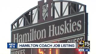 Hamilton looking for new football coach after hazing scandal - Video