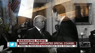 Special counsel to investigate Trump, Russia ties - Video