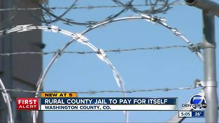 Colorado inmates being shipped to rural county jail because of overcrowding - Video