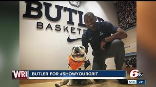 Butler continuing #ShowYourGrit campaign - Video