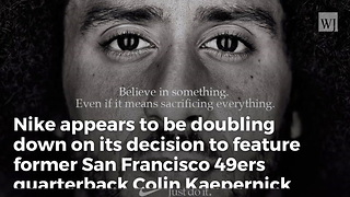 Nike Takes Things to the Next Level by Releasing Kaepernick TV Commercial