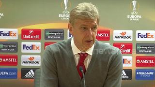 Wenger 'surprised' Koln clash went ahead