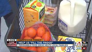 Fill the Fridge Day 4: Still going strong! - Video