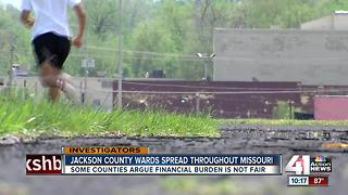 Investigation: Jackson County wards spread throughout Missouri - Video