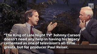 While Other Late Night Show Hosts Divide Audiences, Johnny Carson's Legacy Honored Through New Show