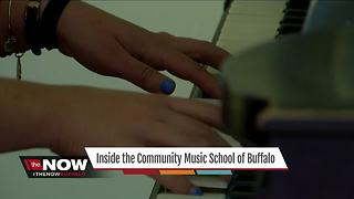 Buffalo school using music in a variety of ways - Video