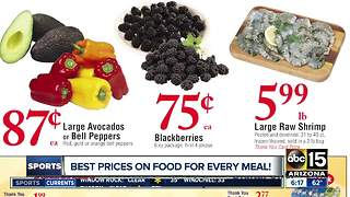 Best deals for groceries in the Valley - Video
