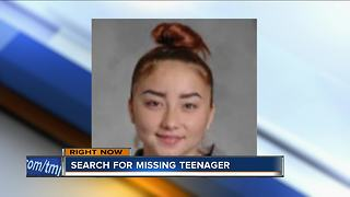 Brown County Deputies searching for missing teen last seen in Milwaukee