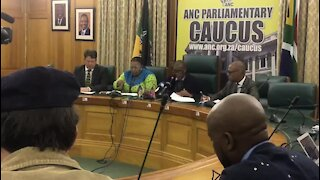 UPDATE 1 - Tainted ANC MPs nominated to chair parliamentary committees (YLt)