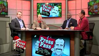 Press Pass All Stars: 12/24/17 - Video