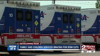 Budget cuts could hurt Tulsa's 'Crisis Response Team' - Video