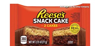 Reese's launches new breakfast cake