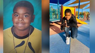 North Las Vegas police seek help finding missing boy