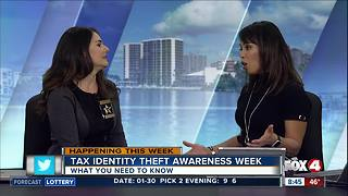 Tax identity theft awareness week - Video
