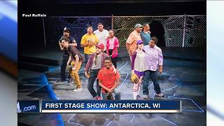 Antarctica: WI Play now at First Stage - Video