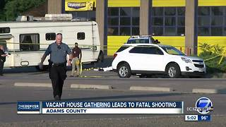 Trespassing suspect shot and killed by Adams County Sheriff's Office deputy