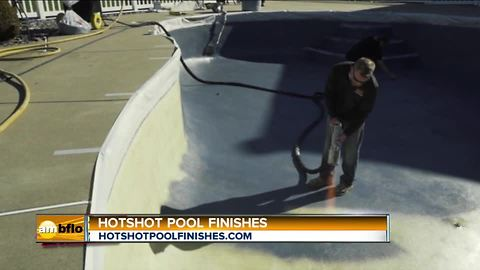 HotShot Pool Finishes
