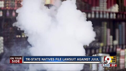 Cincinnatians file suit against Juul amid vaping-related illness outbreak