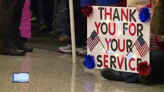 Final flight of the season for Old Glory Honor Flight program - Video